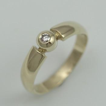 prsten briliant