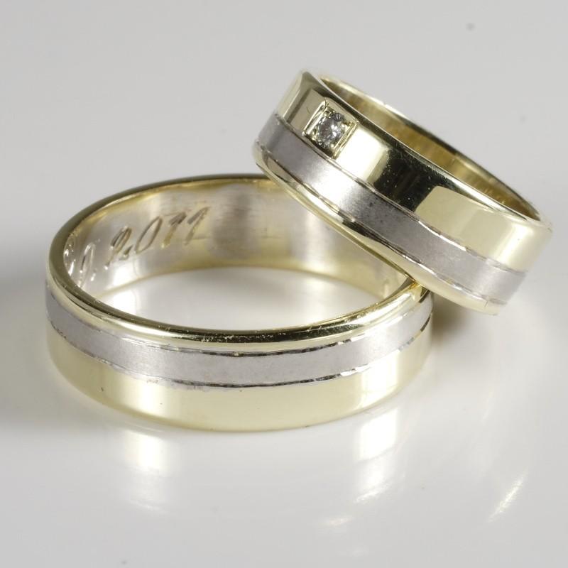 Snubni Prsteny 007