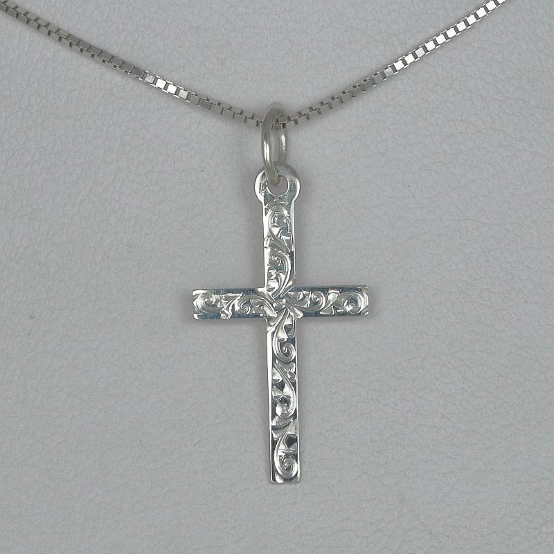 křížek zlatý