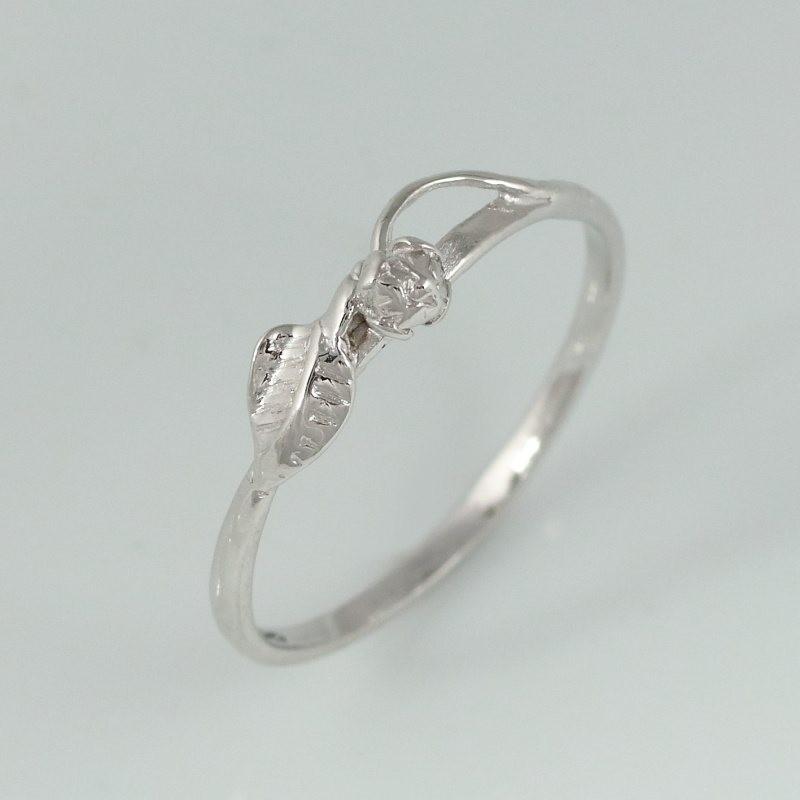prsten růžička