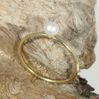 kroužek perlička