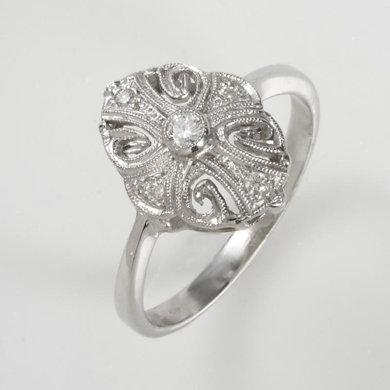 a295e532c76 Zlatý prsten brilianty 991